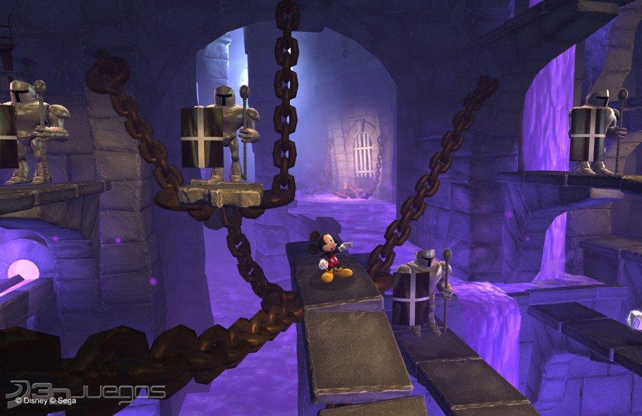 Anlisis de Castle of illusion Starring Mickey Mouse para Xbox 360
