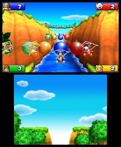 Mario Party Island Tour (3DS)