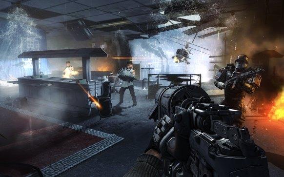 Wolfenstein The New order (PlayStation 3)