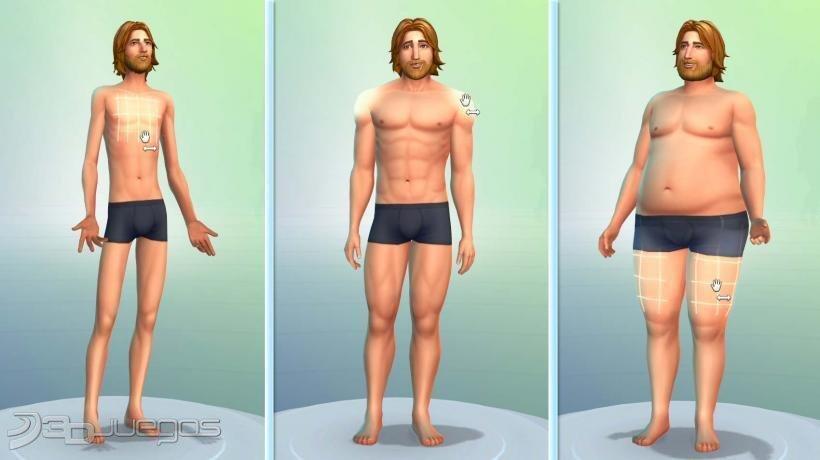 Im genes de los sims 4 para pc 3djuegos for Sims 4 piani di casa