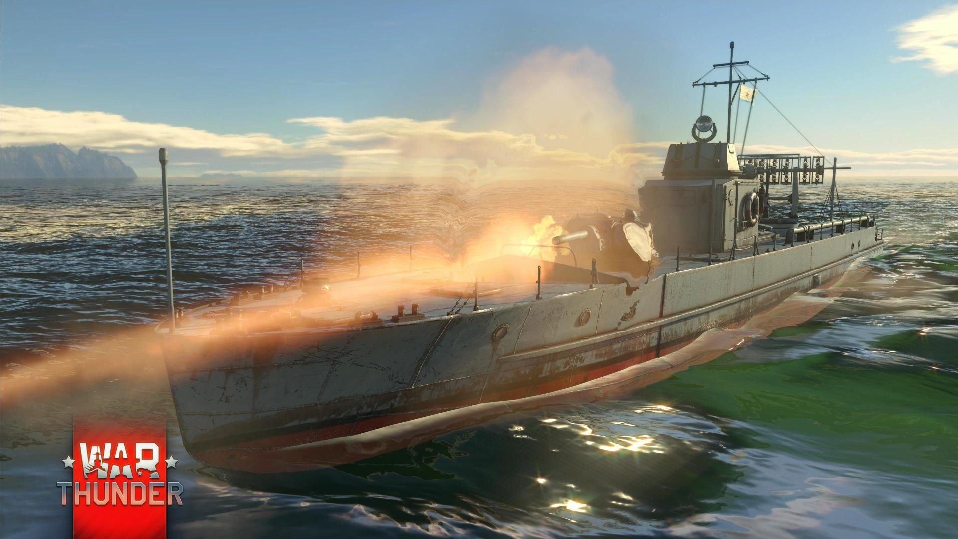 War Thunder Se Ampliara Este Ano Con Las Batallas Navales