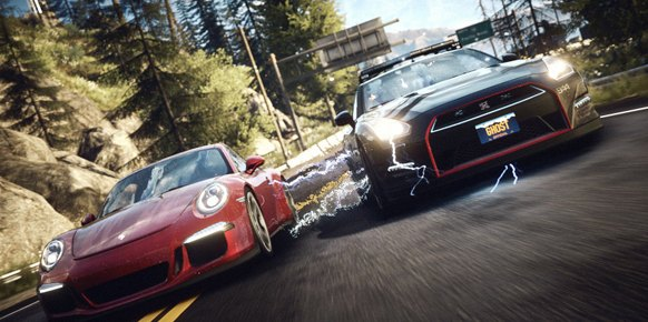 Need for Speed Rivals: Rivales Next Gen