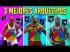 Top 3 MEJORES ARQUETIPOS NBA 2K20 para COMPETIR! Los PROS te los estan OCULTANDO! No perderas NUNCA!