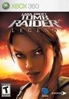 Carátula de Tomb Raider: Legend - Xbox 360