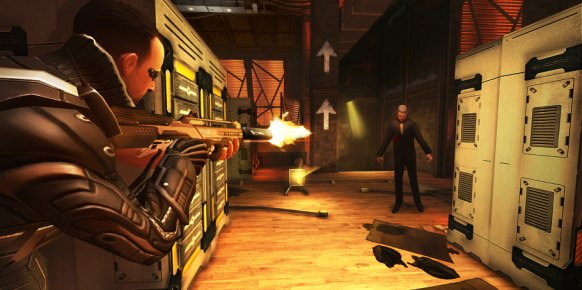 Deus Ex The Fall iOS