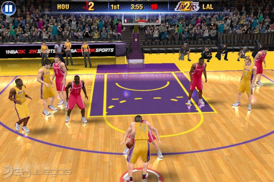 NBA 2K14 - An�lisis