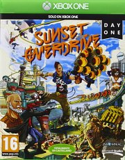 Carátula de Sunset Overdrive - Xbox One
