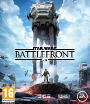 Carátula de Star Wars: Battlefront - PC