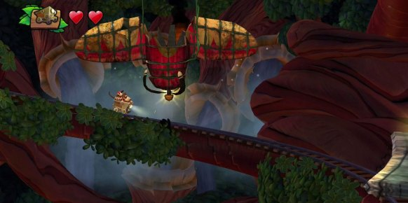 DKC Tropical Freezce: DKC Tropical Freezce: Impresiones jugables