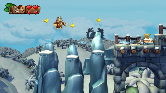 DKC Tropical Freezce Wii U