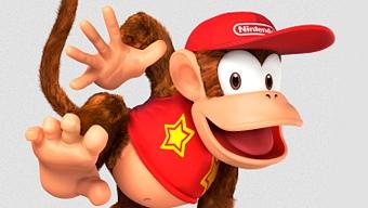 Nintendo registra la marca Diddy Kong en Europa