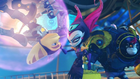 Ratchet & Clank Nexus an�lisis