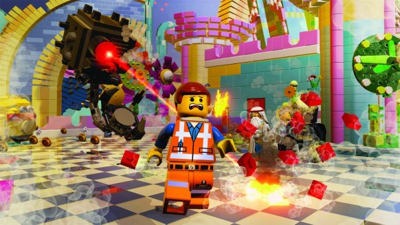 LEGO Movie the Videogame análisis