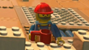 LEGO Movie The Videogame: Gameplay: En Obras
