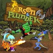 Carátula de Arson & Plunder - PC