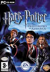 Car�tula oficial de Harry Potter y el prisionero de Azkaban PC