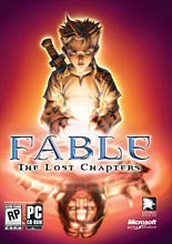 Carátula de Fable: The Lost Chapters - PC