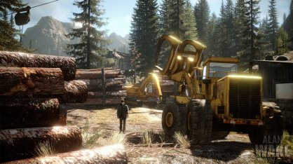 Alan Wake: Impresiones E3 09