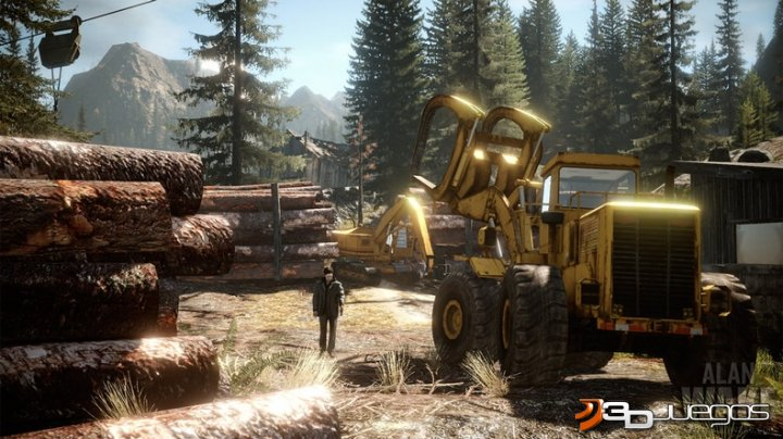 Alan Wake - Impresiones E3 09