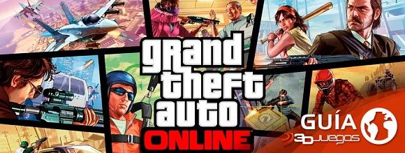Guía Grand Theft Auto Online