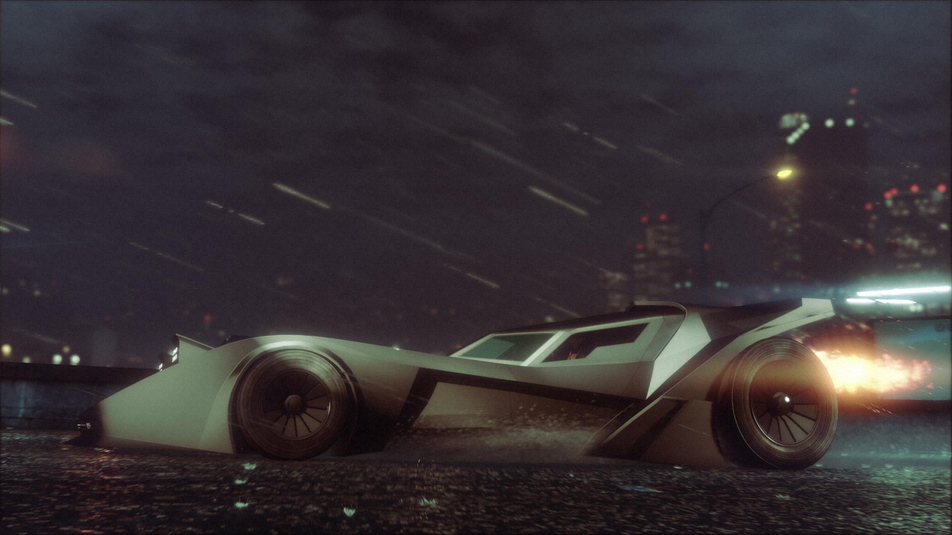 """GTA Online recibirá carreras de acrobacias en """"Transform Races"""""""