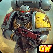 Carátula de Warhammer 40.000: Space Wolf - iOS