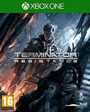 Carátula de Terminator Resistance - Xbox One