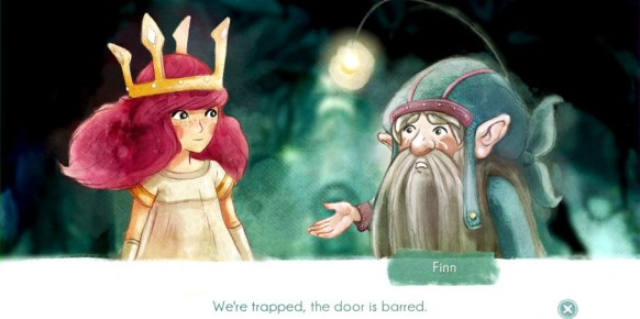 Child of Light: Child of Light: Impresiones jugables