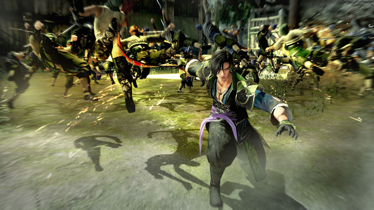 Dynasty Warriors 8 Xtreme Legends Tambien Se Estrenara En Los Pc