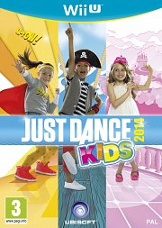 Carátula de Just Dance Kids 2014 - Wii U