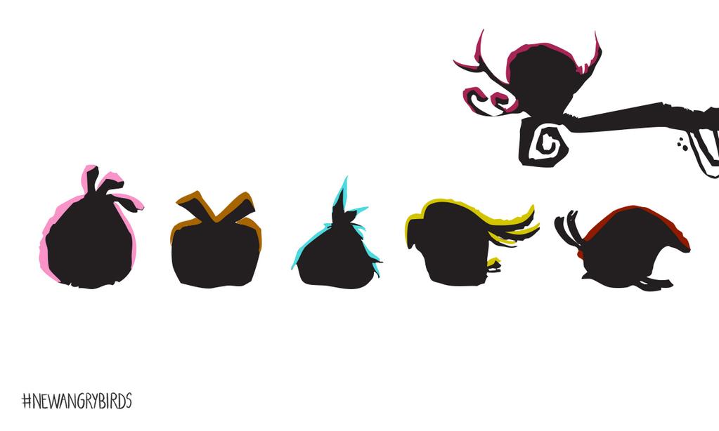 Entre hoy y mañana se presentará una nueva aventura de Angry Birds