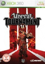 Carátula de Unreal Tournament 3 - Xbox 360