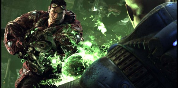 El motor gráfico Unreal Engine 3 en Unreal Tournament 3