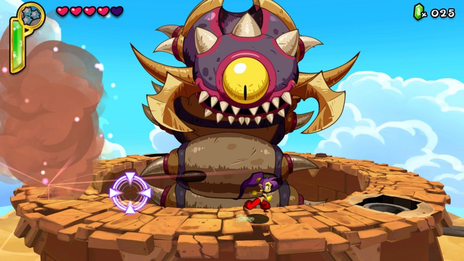 Shantae Half-Genie Hero PC