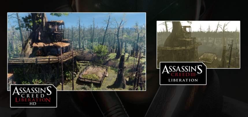 Anunciado Oficialmente Assassin's Creed Liberation HD Para