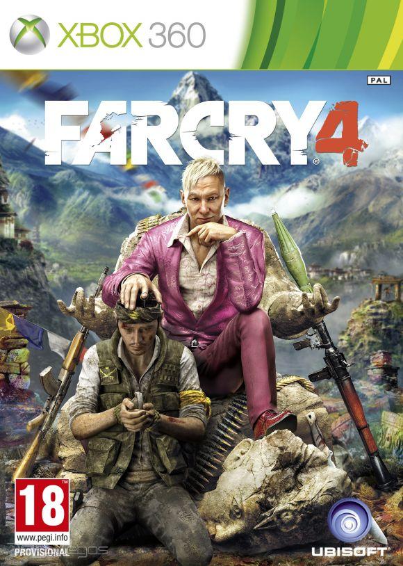 Far Cry 4 Para Xbox 360 3djuegos