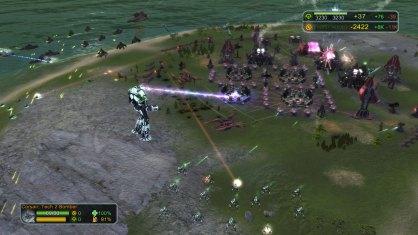Supreme Commander Xbox 360