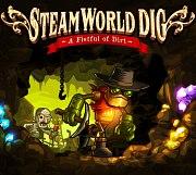 Carátula de Steamworld Dig - 3DS