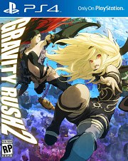 Carátula de Gravity Rush 2 - PS4