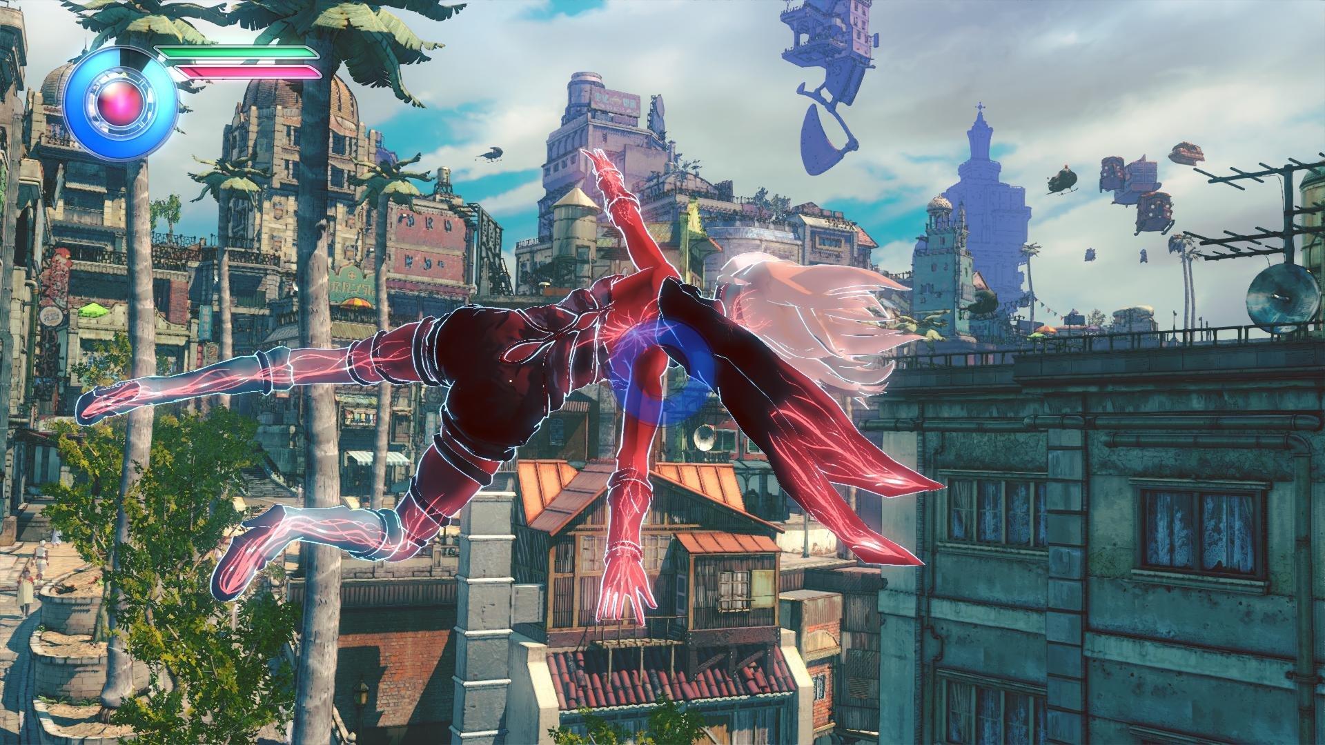 Gravity Rush 2 La Fuerza De La Gravedad En Playstation 4 Ps4