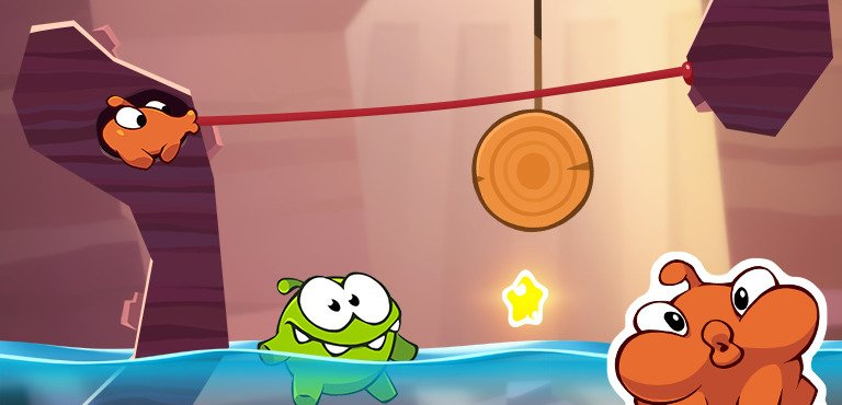Cut the Rope 2 - An�lisis