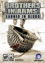 Carátula de Brothers in Arms: Earned in Blood - PC