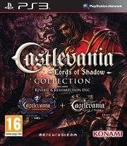 Carátula de Castlevania Lords of Shadow - PS3