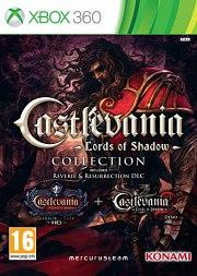 Carátula de Castlevania Lords of Shadow - Xbox 360