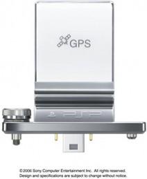 Sony muestra su receptor GPS para PSP