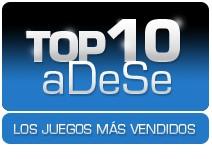 Los juegos más vendidos en España en el mes de Mayo