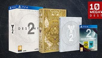 Llévate un pack Destiny 2 con una de las 10 Mini MegaWootbox de septiembre