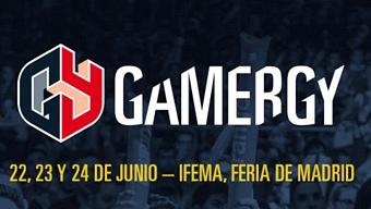 ¡Llega Gamergy! el mayor evento de eSports en España