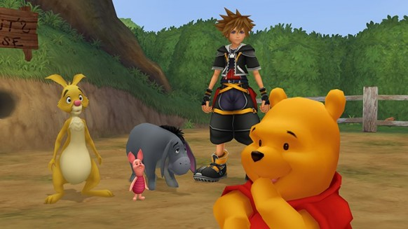 Kingdom Hearts HD 2.5 ReMIX: Kingdom Hearts HD 2.5 ReMIX: Fantasía y magia Disney HD