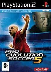 PES 5 PS2